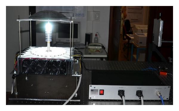 LED isik kaynagi