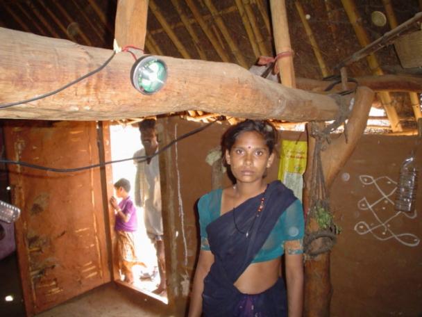 solar led India