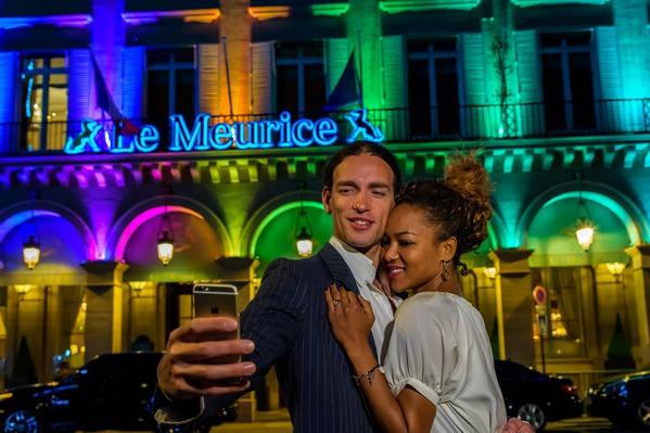Parisian Le Meurice1
