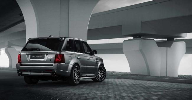 Range Rover LED stop lambasi3