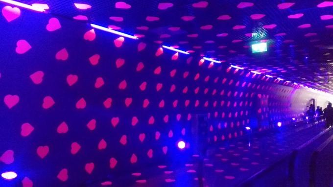 ist light fest tunnel of love1