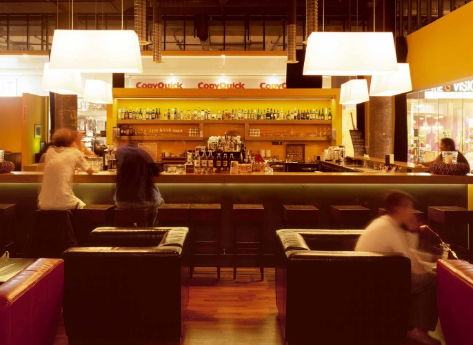 bar GLOWdim led lamba