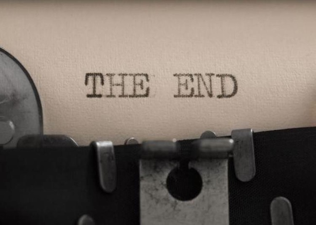 dijital medya The End