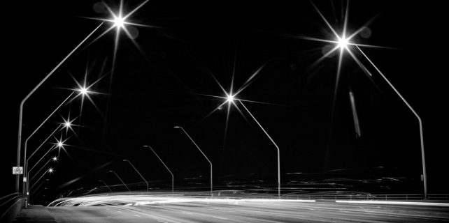 California yol LED Aydinlatma