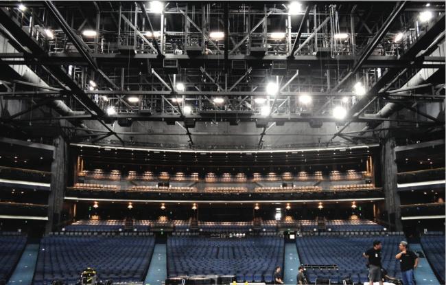 Staples Merkezi ve Microsoft Tiyatrosu 02