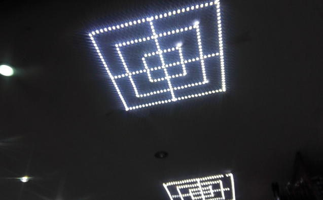 serit led 60x60 armatur