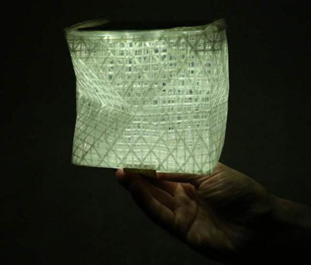 solar led lamba