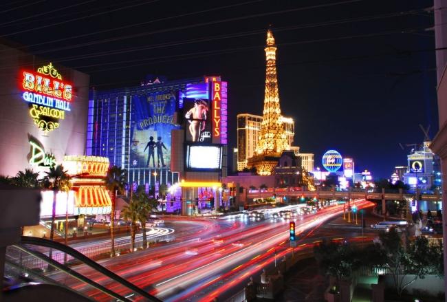 Las-Vegas-gece