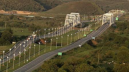 Brezilya otoyol solar