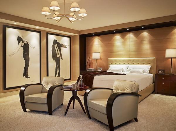 yatak odasi ortam aydinlatma