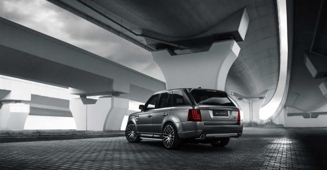Range Rover LED stop lambasi1