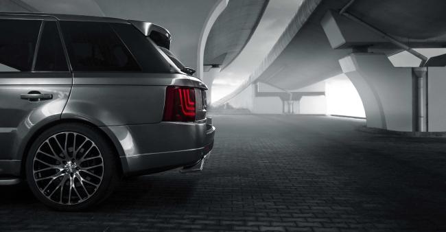 Range Rover LED stop lambasi2
