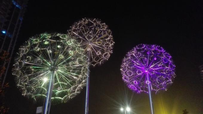 istanbul light festival dandanion71