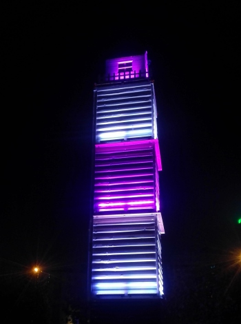 istanbul light festival lighthouse91