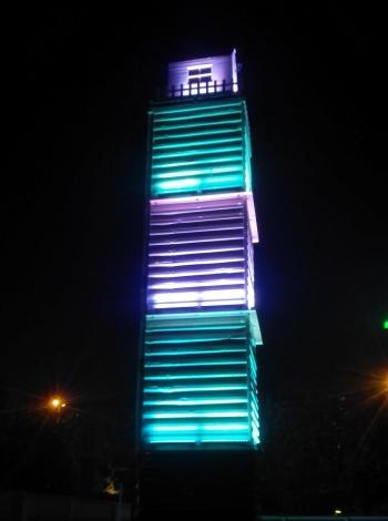 istanbul light festival lighthouse93