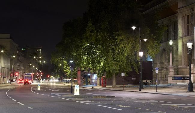 LED sokak lambaları