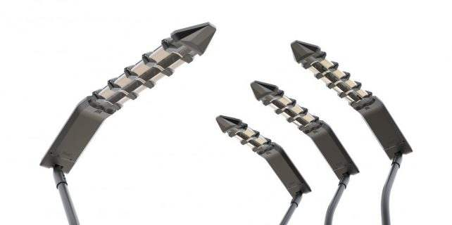 Wave LED armatur ODTU