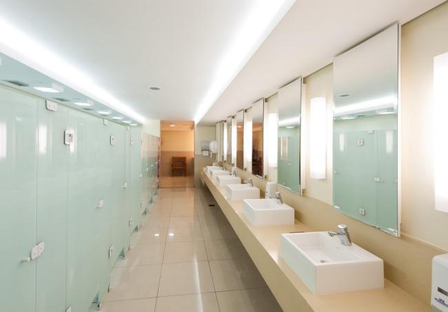 banyoda LED aydinlatma1