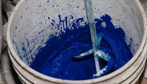 yeni mavi renk